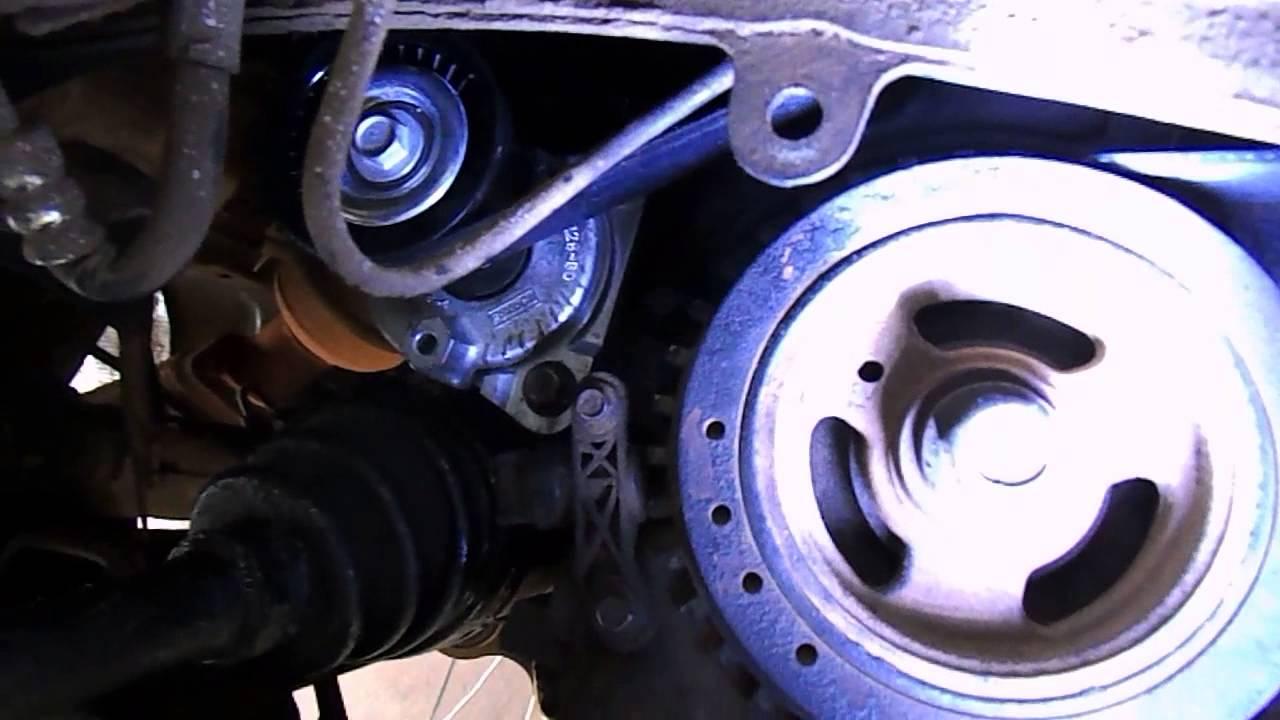 Correia Poli V Do Ford Fusion 2006 Dicas Youtube