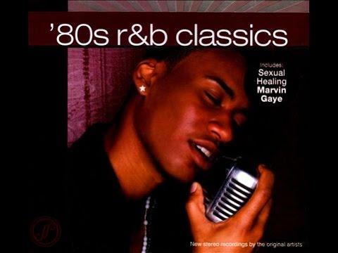 Non-stop 80's r&b love songs