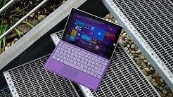 Microsoft Surface 3 Test (Deutsch)