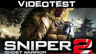 Videotest Sniper Ghost Warrior 2 HD (FR)