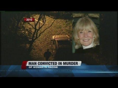 Man Convicted In Murder Of Lake Geneva Teacher