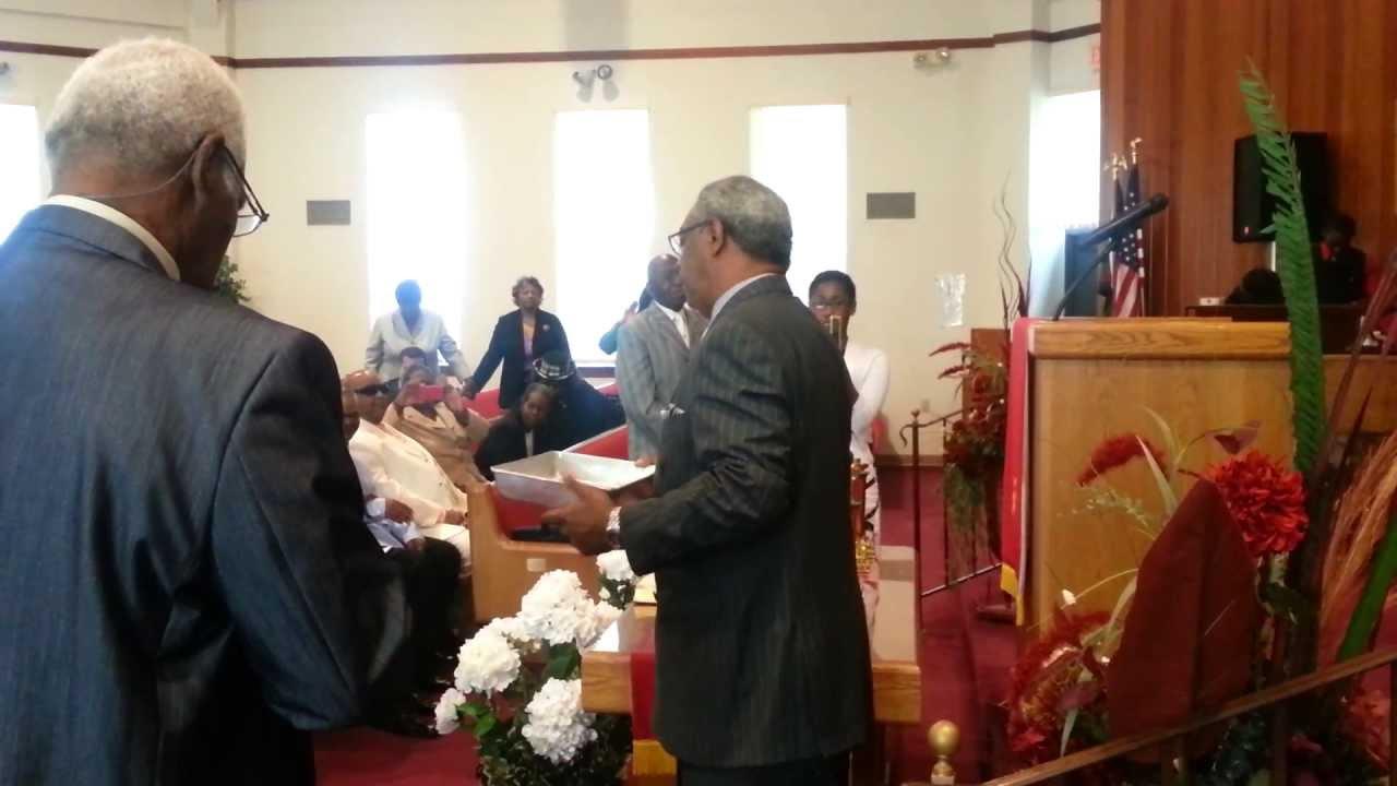 mortgage burning ceremony at ebenezer baptist church