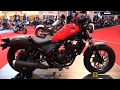 2018 Honda Rebel 300 - Walkaround - 2017 Toronto Motorcycle Show