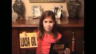 Lucia Gil asi empezo todo