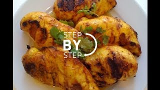 Lemon Garlic Chicken Recipe, Recipe For Garlic Lemon Chicken, Baked Lemon Garlic Chicken Recipe