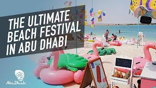 Make great memories at events in Abu Dhabi   Visit Abu Dhabi