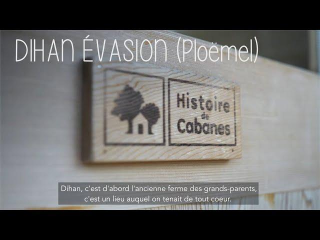 Hébergements insolites Dihan Evasion - Ma démarche Green Morbihan