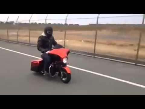 Super Mini Bagger - YouTube @EX_68