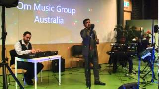 Ye Jeevan Hai   Live Performance by Amitabh Singh  Bollywood   Om Music Group Australia