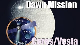 Universe Sandbox 2/Space Engine - Dawn NASA Mission - Ceres and Vesta