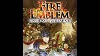 Fire Emblem: Path of Radiance -- Fire Emblem Theme