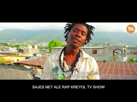 "BLAZE ONE - Depòte (Video 2016).""SAJES NET ALE RAP KREYOL TV SHOW"""
