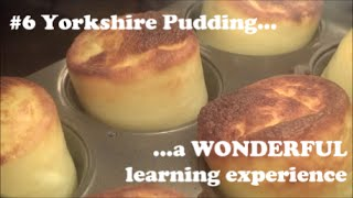 Halogen Oven #6 - Yorkshire Pudding
