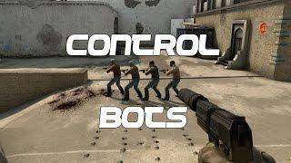Zorg Bots Kopie van Uw Beweging in CS:GO