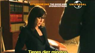 The Good Wife -- Temporada 3 -- Episodio 2