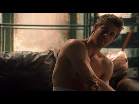 The Tomorrow People: John and Cara 1x13 kiss