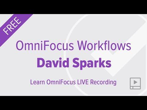 OmniFocus 3 Workflows