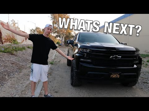 Fully Blacked Out My 2019 Silverado!!