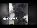 Medical helicopter crashes in Delaware