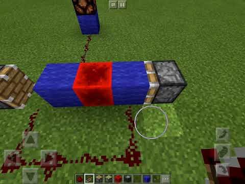 Minecraft button toggle (Bedrock edition)