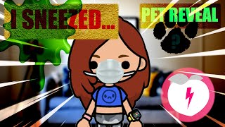 I got a sneeze... | Part 10 | Student Quarantine Story | Toca Life