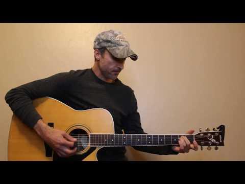 Heaven South - Brad Paisley - Guitar Lesson | Tutorial