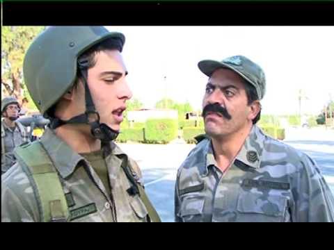 Green Dot Cyprus - Ανακύκλωση στο στρατό