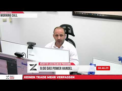 11.02. Morning Call - Tagesausblick für DAX, Gold, ÖL, Aktien, Devisen und mehr