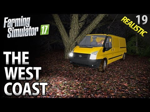 Let's Play Farming Simulator 17 | The West Coast | Episode 19