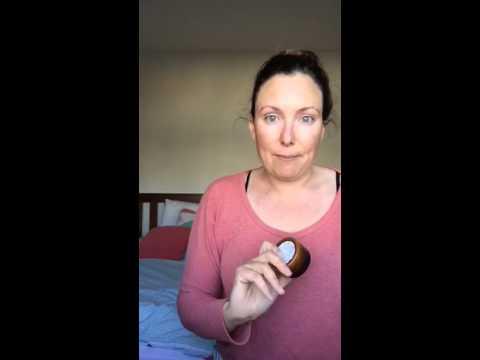Black Chicken Remedies AXILLA Deodorant Review  [Natalie Carter Talks Fitness]