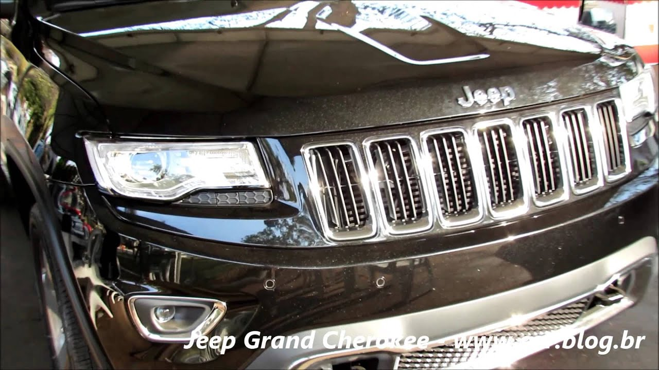 Jeep Grand Cherokee 2015 Preco Detalhes Consumo Www Car Blog