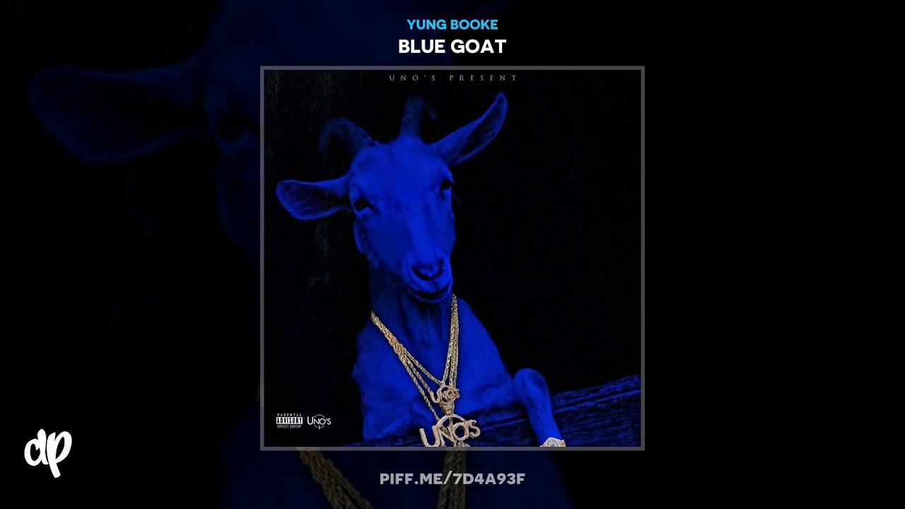 Yung Booke — Hi-Tech [Blue Goat]