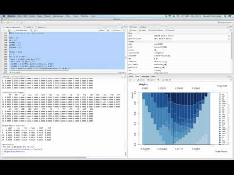 Introduction to Finance with R - Ronald Hochreiter