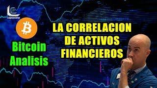 La correlación de los mercados - Analisis Bitcoin