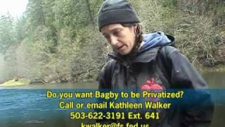 Privatize and Remodel Bagby Hot Springs?
