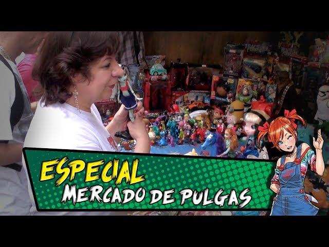 Conociendo el mercado de Pulgas | Bogotá, COL