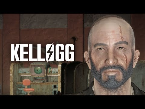 The Full Story of Conrad Kellogg: One Man Against the World - Fallout 4 Lore