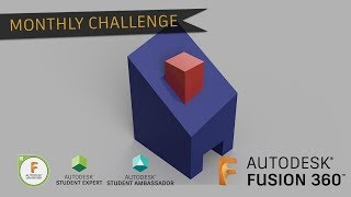 Fusion 360 Challenge of the Month: SEPTEMBER 2017