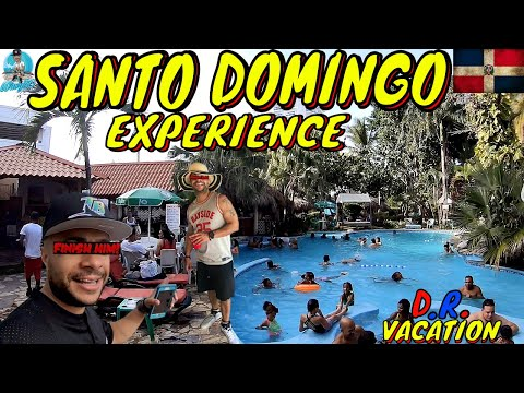 SANTO DOMINGO EXPERIENCE | MY ENTIRE DOMINICAN REPUBLIC VACATION VLOG | MEETING MY SON