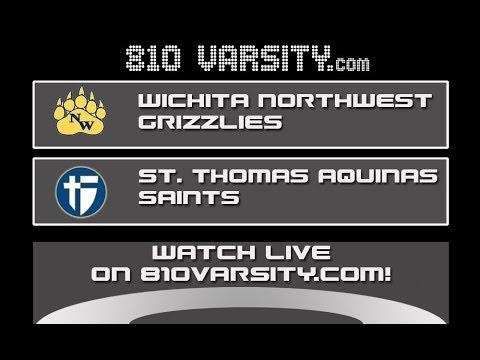 KSHSAA Class 5A title game: St. Thomas Aquinas vs Wichita Northwest