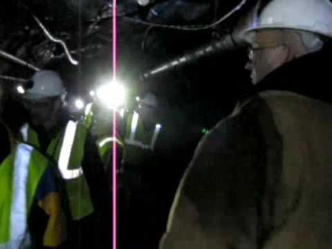 Touring George Hearst's Homestake Gold Mine