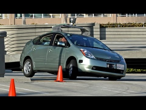 Are Self-Driving Cars The Apocalypse -- /ROAD TESTAMENT