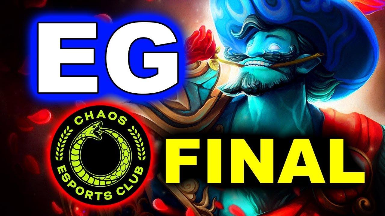 EG vs CHAOS - NA GRAND FINAL - ESL Los Angeles MAJOR 2020 DOTA 2 thumbnail