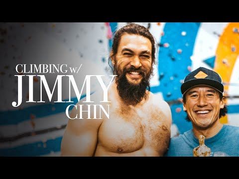 Jason Momoa and Jimmy Chin Revisit Their Historic Oscars Night