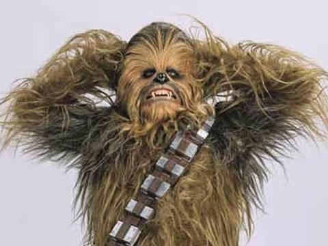 Star Wars Chubaka