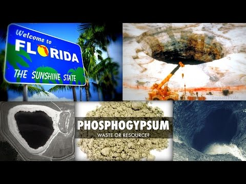 Florida Poisoned? 215M Gal. of Toxic Waste Pours Into Drinking Water!