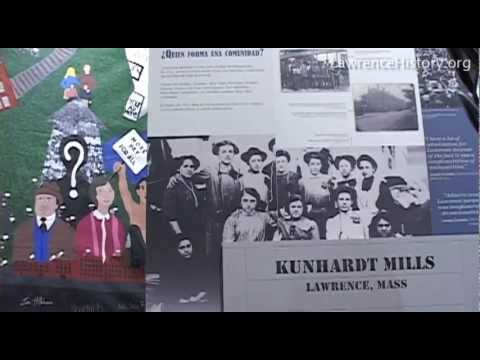 Bread & Roses Strike Centennial Exhibit - From Countdown to Kickoff (Directed by Lorre Fritchy)