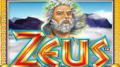 Zeus Slot Machine By WMS ✅ Bonus Feature Gameplay ⏩ DeluxeCasinoBonus