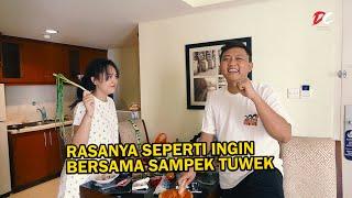 Download lagu TEMPE ASIN TAPI TETEP CINTA - VLOG DENNY CAKNAN BERSAMA HAPPY ASMARA