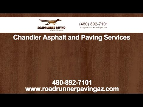 Chandler Paving Services by Roadrunner